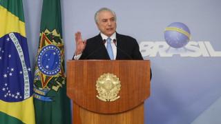 Βραζιλία: Απέφυγε την παραπομπή του στο ανώτατο δικαστήριο ο Τεμέρ