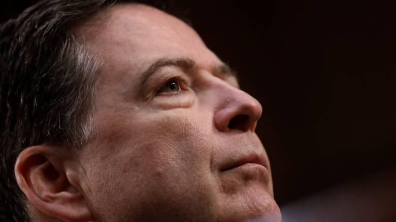 Στα... άδυτα της καριέρας του Τζέιμς Κόμεϊ: Ο αποπεμφθείς διευθυντής του FBI γράφει βιβλίο