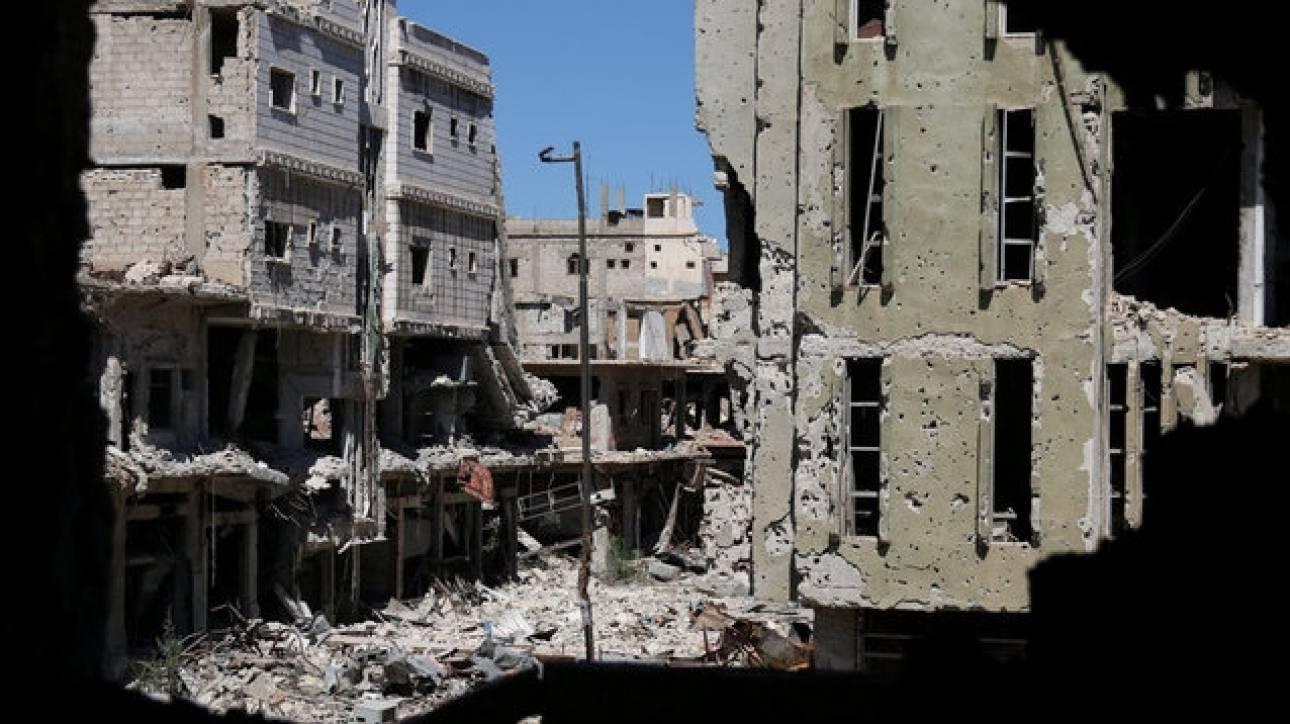 Ρωσία-Συρία συμφώνησαν για δημιουργία ζώνης αποκλιμάκωσης βόρεια της Χομς
