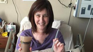 Το μιλκσέικ που έφερε το χαμόγελο σε καρκινοπαθή τελικού σταδίου