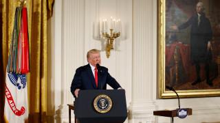 Τραμπ: Σε επικίνδυνο επίπεδο οι σχέσεις με τη Ρωσία με ευθύνη του Κογκρέσου