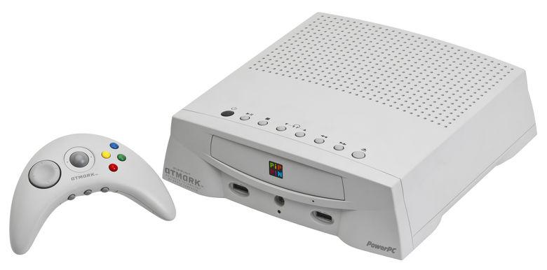 Pippin Atmark Console Set