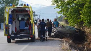 Ρέθυμνο: Νεκρός 39χρονος οδηγός σε τροχαίο δυστύχημα