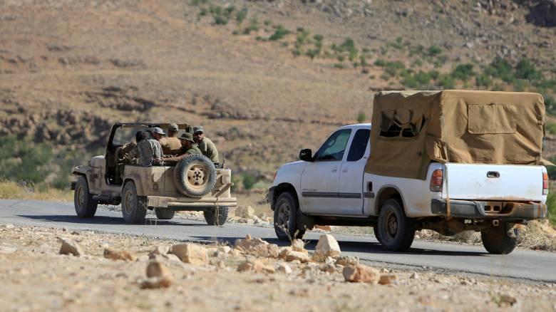 Συρία: Οι ΗΠΑ διαψεύδουν στην αποστολή ενισχύσεων στην κουρδική πολιτοφυλακή