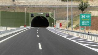 Στην κυκλοφορία το τελευταίο τμήμα της Ιονίας Οδού - Σε 3,5 ώρες Αθήνα-Ιωάννινα (pics)