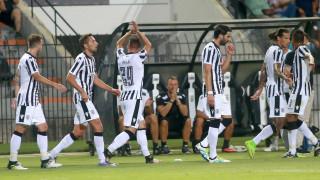 Europa League: Άνετη νίκη και πρόκριση του ΠΑΟΚ στα play off