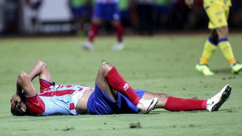 Europa League: Αποκλείστηκε με αυτογκόλ ο Πανιώνιος από τη Μακάμπι