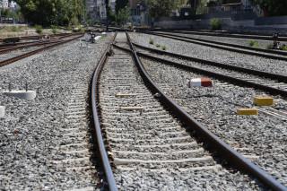 Αποκατάσταση του σιδηροδρομικού τμήματος Λειανοκλάδι-Παλαιοφάρσαλος