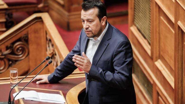 «Καυγάς» στη Βουλή στο νομοσχέδιο για τη διαφήμιση στα ΜΜΕ