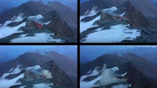Βίντεο ντοκουμέντο από τη συντριβή ελικοπτέρου - Από θαύμα σώθηκαν οι επιβαίνοντες (vid)