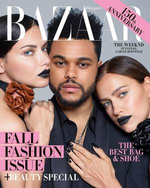 Aντριάνα Λίμα, The Weeknd & Iρίνα Σάικ