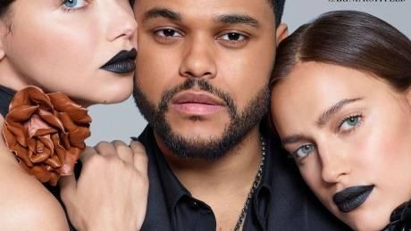 Ιρίνα Σάικ & The Weeknd: Μόδα & μουσική γίνονται ένα στο Bazaar