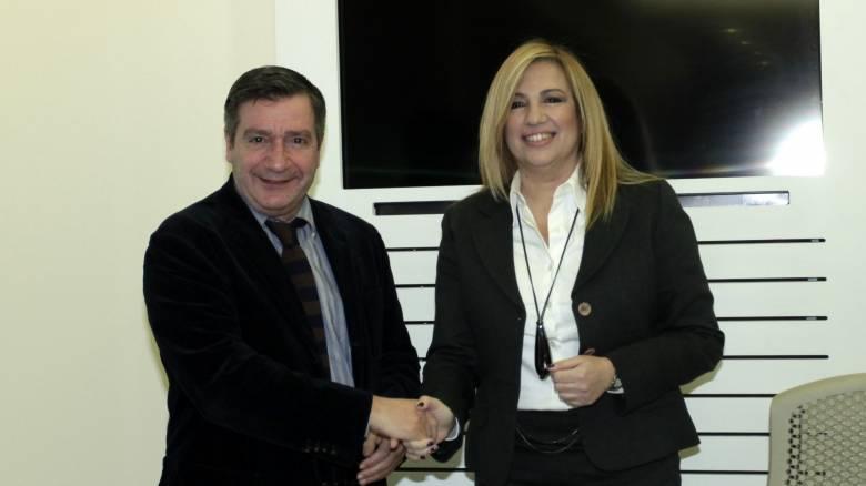 Ο Γιώργος Καμίνης διεκδικεί την προεδρία της ΔΗΣΥ - «Συναγερμός» στη Χαριλάου Τρικούπη