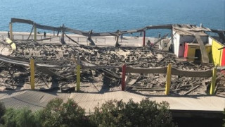 Τι λέει ο διευθύνων σύμβουλος του Οργανισμού Λιμένος Πατρών για την κατάρρευση του κτιρίου