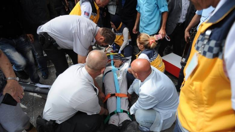 Τουρκία: Έξι νεκροί και δεκάδες τραυματίες από ανατροπή λεωφορείου
