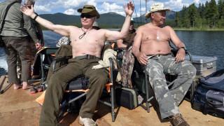 Οι διακοπές του Βλάντιμιρ Πούτιν στη Σιβηρία - Το ψάρεμα, το κολύμπι και η ηλιοθεραπεία