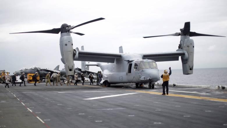 Αυστραλία: Έρευνες διάσωσης πληρώματος αεροσκάφους έπειτα από προσθαλάσσωση