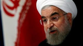 Ιράν: Ορκίστηκε πρόεδρος ο Ροχανί εξαπολύοντας «βολές» κατά των ΗΠΑ