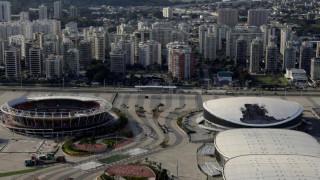 Βραζιλία: Εικόνες εγκατάλειψης και... σκουριάς στα Ολυμπιακά κτήρια
