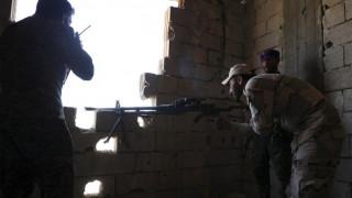 Συρία: «Έπεσε» το τελευταίο προπύργιο του Ισλαμικού Κράτους στη Χομς