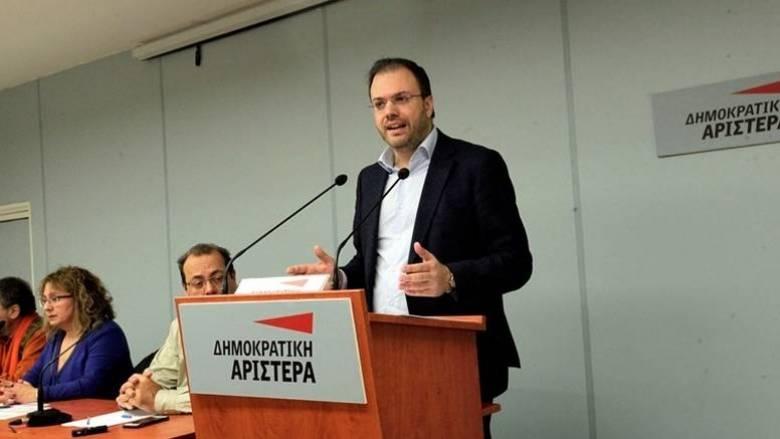 Θ. Θεοχαρόπουλος: Πρώτα νέο κόμμα μέσω ιδρυτικού Συνεδρίου και μετά η εκλογή του επικεφαλής