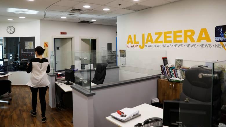 Ισραήλ: Θέλει να ρίξει... «μαύρο» στο Al-Jazeera