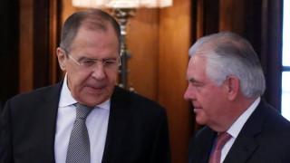 Τίλερσον-Λαβρόφ: Πρώτο τετ α τετ μετά τις νέες αμερικανικές κυρώσεις στη Μόσχα