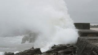 Ιαπωνία: «Φονικό» το πέρασμα του τυφώνα Νόρου (pics&vids)
