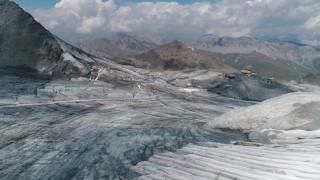 Η επίδραση του «Εωσφόρου» στους παγετώνες των Άλπεων (Vid)