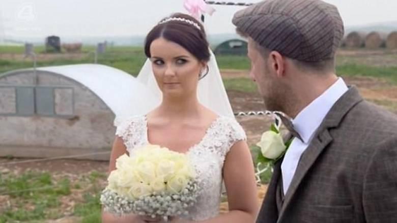 Γάμος - φιάσκο: Γαμπρός έβαλε 50 γουρούνια να συνοδεύσουν τη νύφη στην εκκλησία (vid)