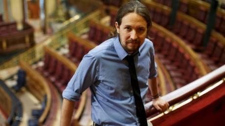 Podemos: Το πιο «κερδοφόρο» κόμμα στην Ισπανία