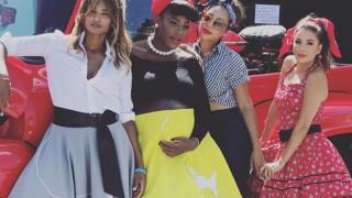 Σερένα Γουίλιαμς: Στη ρετρό γιορτή της για το πρώτο της παιδί
