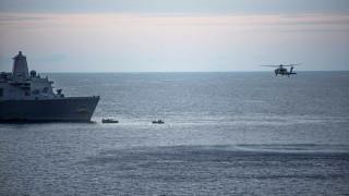 Εντοπίστηκε το στρατιωτικό αεροσκάφος των ΗΠΑ που κατέπεσε ανοικτά της Αυστραλίας