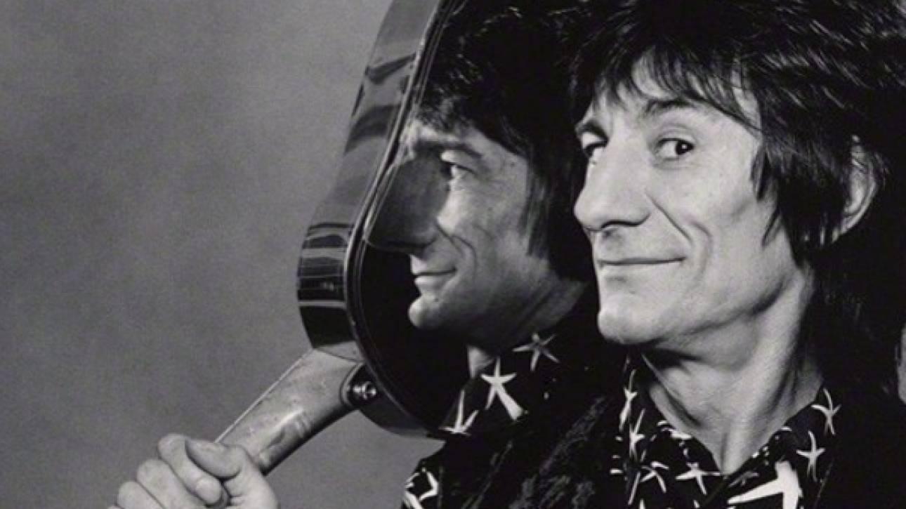 Γιατί ο Ronnie Wood των Rolling Stones είπε όχι στη χημειοθεραπεία