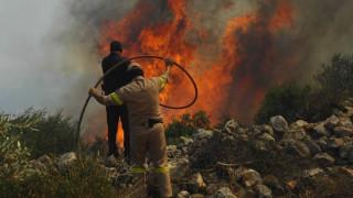 Ποιες περιοχές κινδυνεύουν από πυρκαγιές την Τρίτη