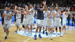 Eurobasket 2017: Αφηνιασμένη η εθνική στην «προπόνηση» με τη Ρουμανία