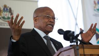 Ν. Αφρική: Πρόταση μομφής εις βάρος της κυβέρνησης του Ζούμα