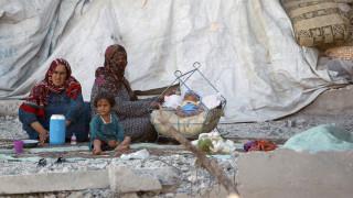 Ράκα: 29 άμαχοι σκοτώθηκαν από αεροπορικές επιδρομές