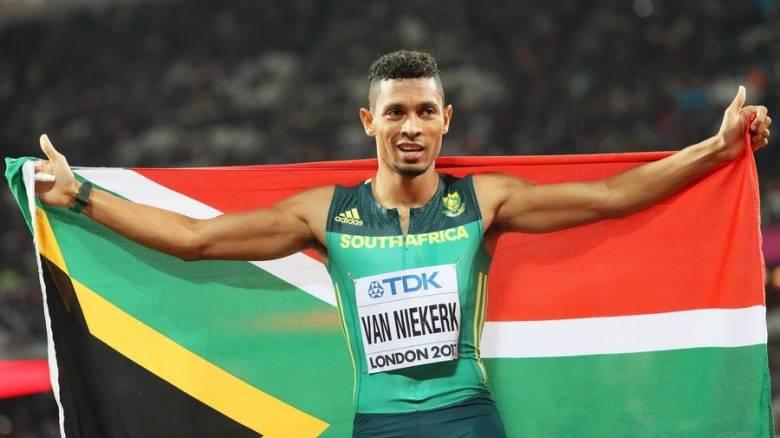 Παγκόσμιο Στίβου 2017: Νικητής στα 400 μ. ο Φαν Νίκερκ «περπατώντας» (vid)