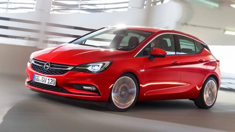 Το νέο Opel Astra OPC θα έχει 300 ίππους από 1.600 κυβικά