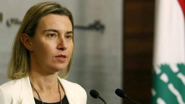 Προειδοποιήσεις Μογκερίνι στα Σκόπια