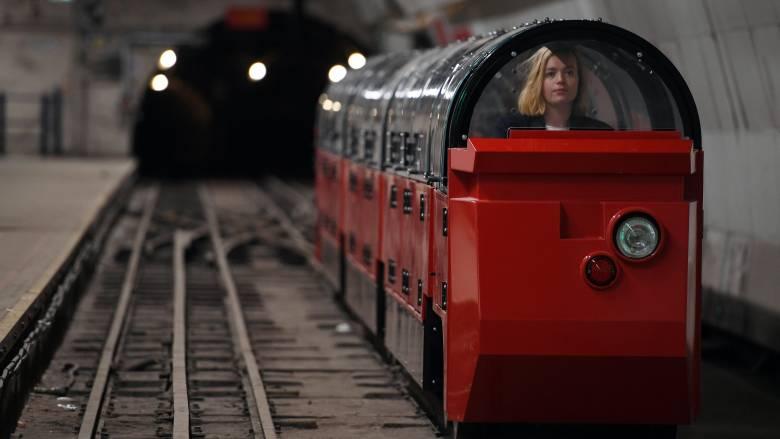 Μια ξεχωριστή... υπόγεια περιήγηση στο Λονδίνο