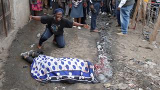 Κένυα: Δύο διαδηλωτές νεκροί από πυρά της αστυνομίας (pics)