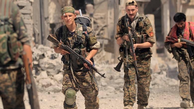 Συρία: Δεκάδες νεκροί σε μάχες ανάμεσα σε δυνάμεις του καθεστώτος και του ISIS