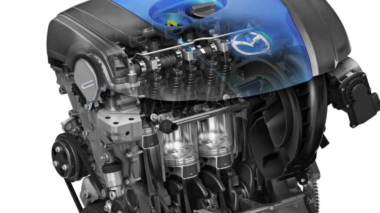 Το νέο Mazda 3 θα έχει κινητήρα HCCI χωρίς μπουζί