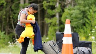 Κύμα φυγής προσφύγων από τις ΗΠΑ στον Καναδά