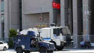 Τουρκία: Συνεχίζονται οι επιχειρήσεις για τη σύλληψη υπόπτων για την απόπειρα πραξικοπήματος