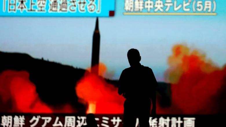 Βόρεια Κορέα: Η Πιονγκγιάνγκ βάζει τις τελευταίες «πινελιές» στο σχέδιο επίθεσης στο Γκουάμ