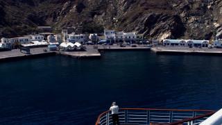 Τηλεφώνημα για βόμβα στο λιμάνι της Σαντορίνης-Ταλαιπωρία για τους επιβάτες