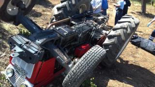 Λασίθι: Έχασε τη ζωή του από ανατροπή αγροτικού οχήματος